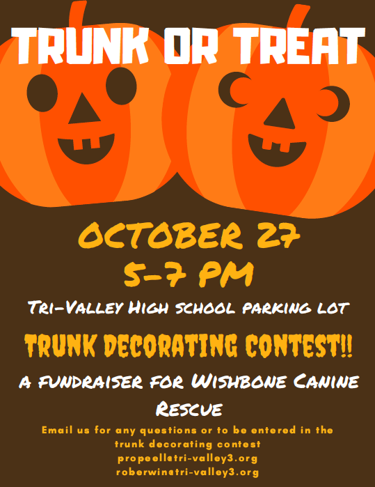 HS Trunk or Treat