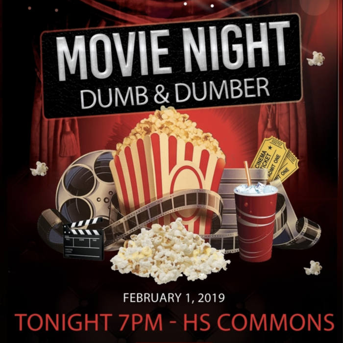 Movie night at TVHS