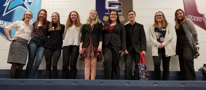 Speech Regionals