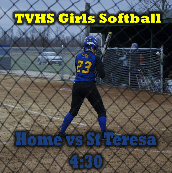 Softball March 21 vs St T