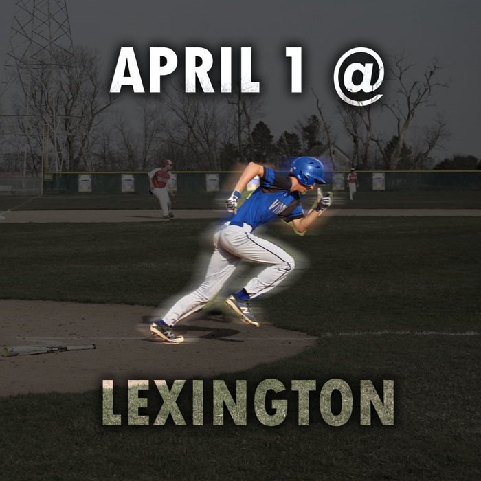 Lexington April 1