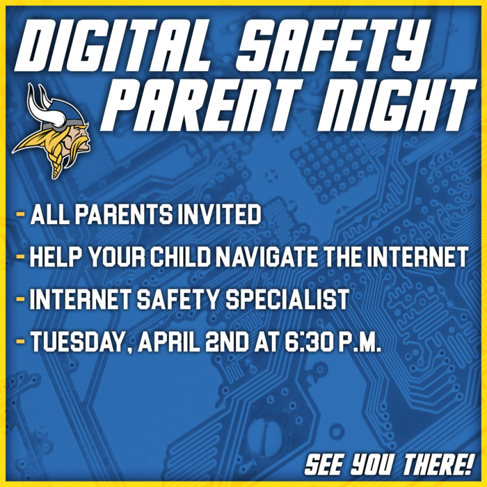 Digital Safety Night