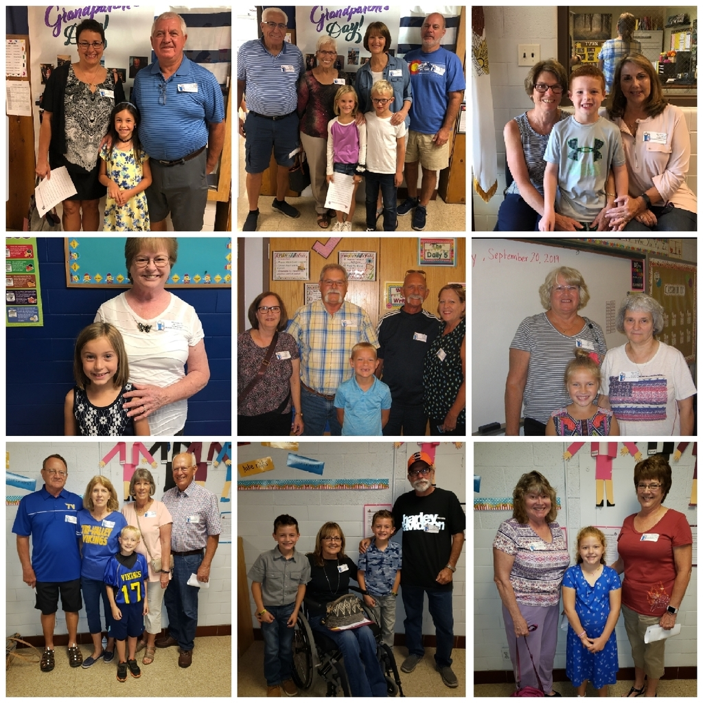 2nd Grade Grandparents' Day