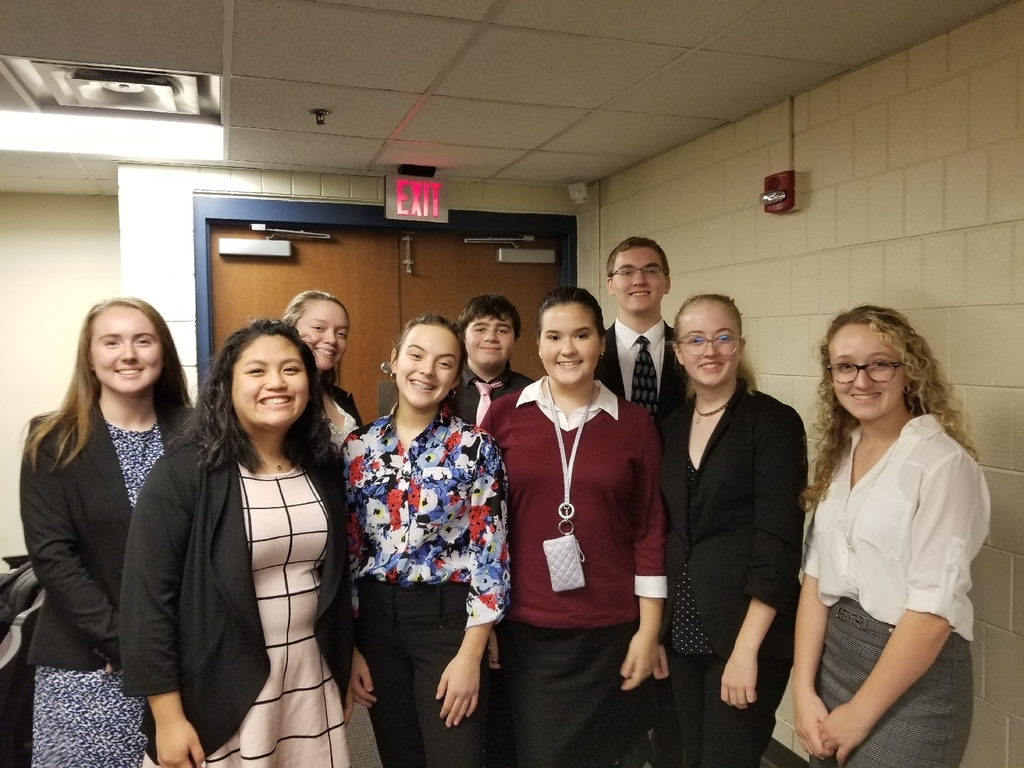 2019 TVHS Speech Team