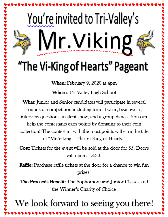Mr Viking Pageant